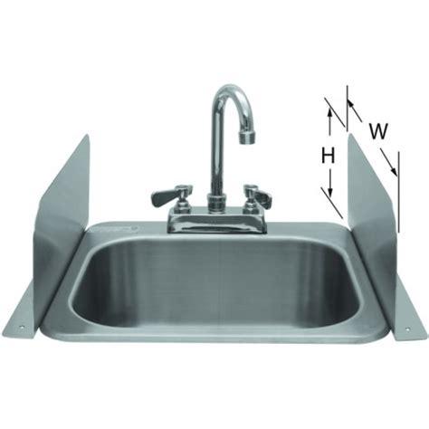 Kitchen Island Sink Splash Guard by Kitchen Sink Backsplash Guard At52 Roccommunity