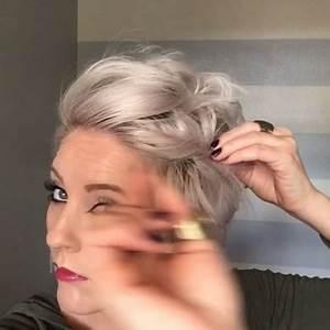 Kurze Haare Bei Frauen : styling f r kurze haare frauen ~ Frokenaadalensverden.com Haus und Dekorationen