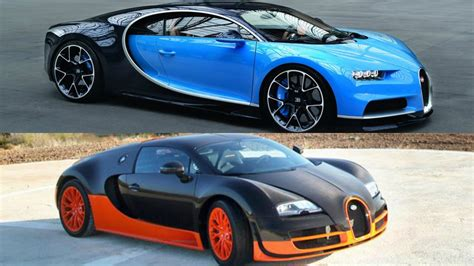All good things must come to an end. 2017 Bugatti Chiron vs Bugatti Veyron | Veyron, Bugatti chiron, Bugatti