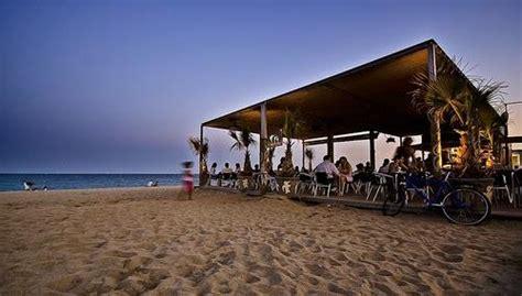 cuisine gastronomique les bars de plage de barcelone
