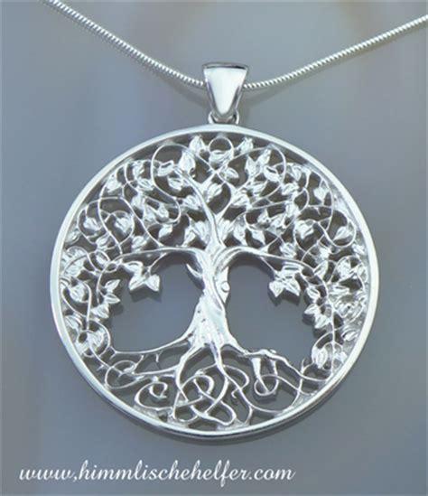 keltischer lebensbaum bedeutung der kleine engelladen detailansicht symbolschmuck
