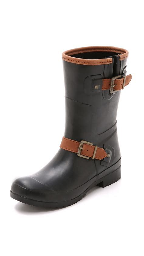 Boat Shoes In Rain by Sperry Ankle Rain Boots Boot Ri