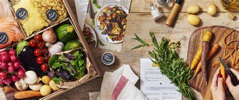 cuisiner a domicile et livrer la révolution des produits frais à cuisiner livrés à domicile toutes les box
