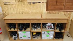 217 - Tool Storage Cabinet - The Wood Whisperer