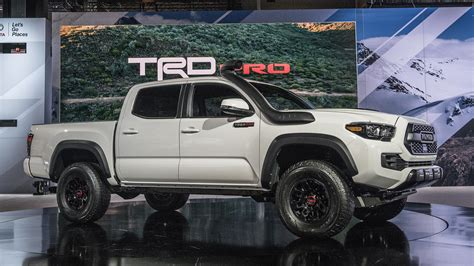 2019 Toyota Tacoma Rumors, Diesel, Trd Pro, Redesign
