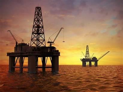 Oil Rig Wallpapers Platform Gas