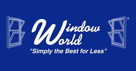 Replacement Windows, Siding & Doors   Window World TX