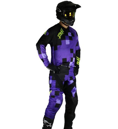 cheap motocross gear australia pxl purple mx set strikt gear company