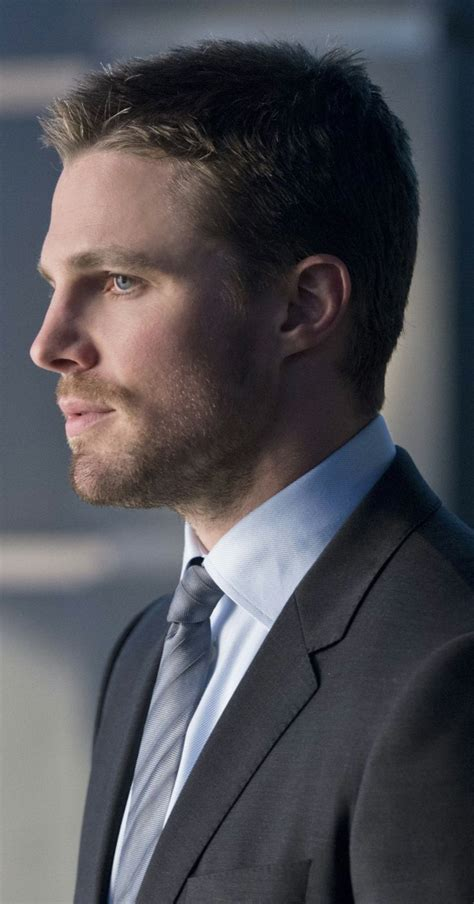 Arrow Deathstroke Oliver Queen Mens Short Haircuts