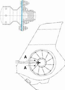 Tail Rotor Drive Shaft End Cap
