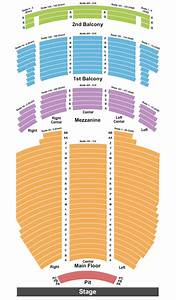 Lerner Performing Arts Center Seating Chart
