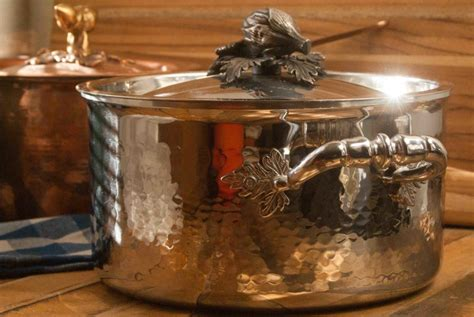 ruffoni opus prima hammered stainless steel pot review curated cook