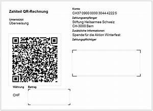 Auf Rechnung Ohne Bonität : spezifizierungen zur neuen qr rechnung run my accounts ~ Themetempest.com Abrechnung