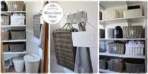 Ausmisten Vorher Nachher : white grey home pimp my pantry vorher nachher ~ Eleganceandgraceweddings.com Haus und Dekorationen