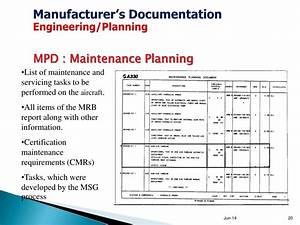 Ppt - Aircraft Maintenance Powerpoint Presentation