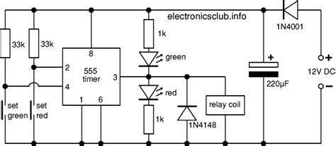Electronics Club Project Railway Signal