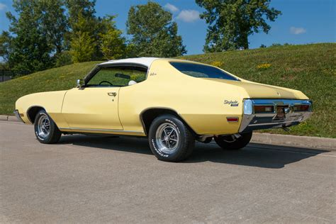 1972 Buick Skylark   Fast Lane Classic Cars