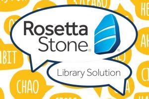 rosetta stone help desk mount prospect public library news from the reference desk