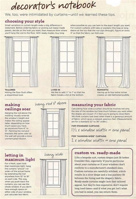 best 25 how to hang curtains ideas on hanging