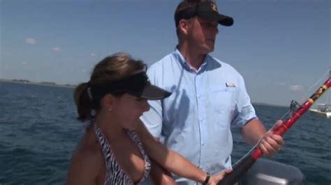 grouper goliath fishing vs wife challenge charters