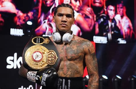 Conor Benn will look forward to a big 2021 after retaining ...