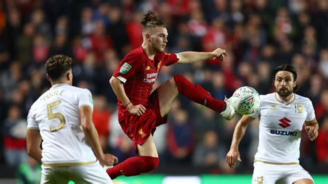 Carabao Cup draw: battle of the Premier League's young ...