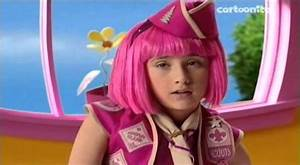 We are number one lazytown — we are number one is a song