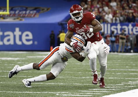 samaje perines fbs single game rushing record threatened