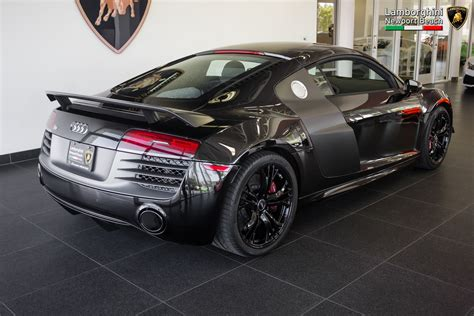 1 Of 60 Audi R8 Competition For Sale At 9,975