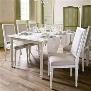 Table Salle à Manger Maison Du Monde : chaise salle a manger maison du monde ~ Teatrodelosmanantiales.com Idées de Décoration