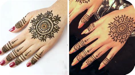beyonce inspired henna tutorial ganze hand sanny kaur