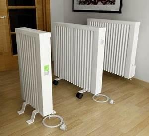 Radiateur Electrique Portable : radiateur lectrique portable conomique chauffage ~ Melissatoandfro.com Idées de Décoration