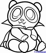 Coloring Pages Bamboo Panda Printable Holding Getcolorings sketch template