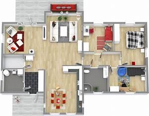 Haus Zeichnen 3d : haus zeichnen roomsketcher ~ Watch28wear.com Haus und Dekorationen