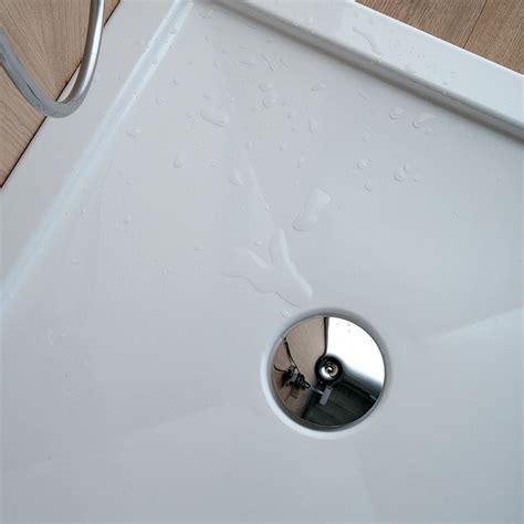 piatto doccia in acrilico velvet piatto doccia spessore 5 cm in acrilico cm 70x100