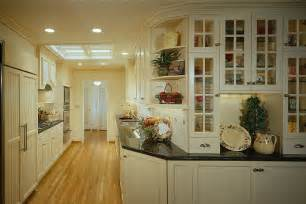 white galley kitchen ideas kitchen white country style galley kitchen with