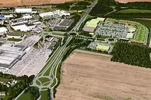 Carrefour Amiens Nord : frey d marre le chantier du retail park ~ Dallasstarsshop.com Idées de Décoration