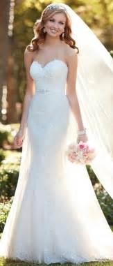 sleeveless wedding dresses 25 best ideas about strapless wedding dresses on strapless lace wedding dress lace