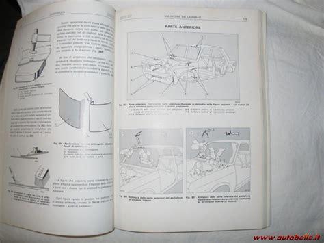 manuale carrozziere vendo manuale officina per carrozzieri