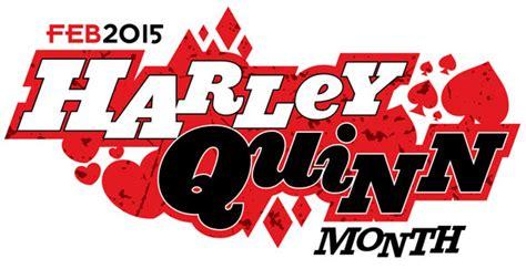 dc comics proclaims february harley quinn month