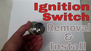 Wild Horses Ignition Switch Install  Remove 66