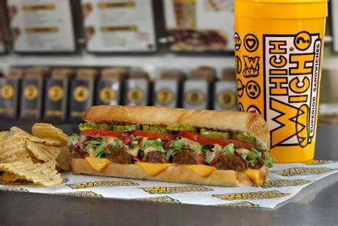 $5 off $5 Which Wich Order :: Southern Savers