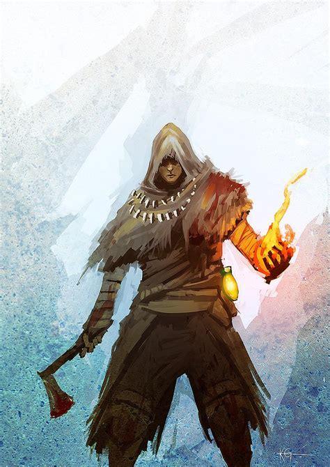 tamriel vault character build  pyromancer