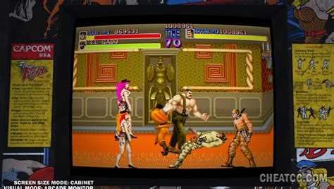 Final Fight Double Impact Review For Playstation 3 Ps3