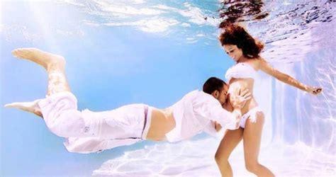 Tips Puasa Wanita Hamil Ibu Hamil Seksi Di Dalam Air 2