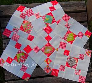 Patterns By Jen  Crossroads Quilt Along