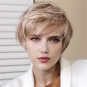 Coupe Courte Tendance 2019 : cheveux courts coupe courte femme 2019 tendance ~ Dallasstarsshop.com Idées de Décoration