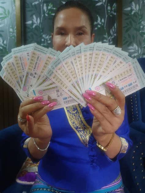 ศิริพร อำไพพงษ์ ถูกลอตเตอรี่ชุดใหญ่ รวมๆแล้วเป็นเงิน?!!