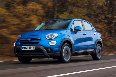 Fiat 500 X Review by Fiat 500 X Review Auto Express