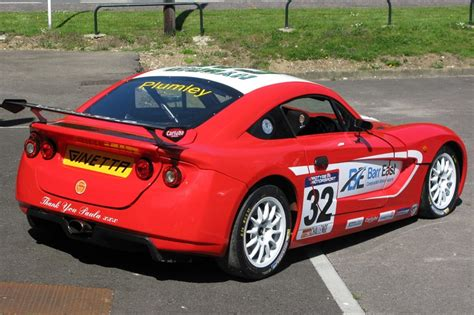 Cars Race Modification Gt5 by Racecarsdirect Ginetta G40 Gt5 Chionship Race Car